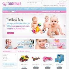 Toys Store Magento Template