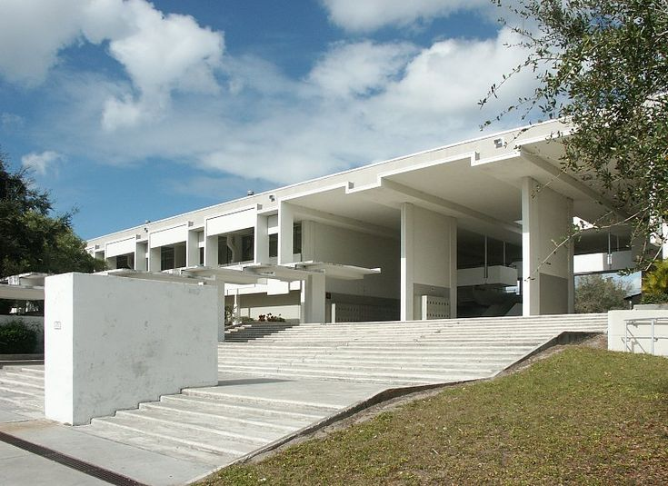 Sarasota High School Paul Rudolph
