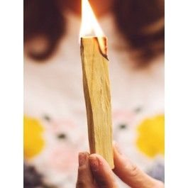 """<h4><em><strong>Nickname</strong>: the Aromatic</em></h4><br /> <p class=""""HHBodyText-FlushLeft""""><em>Palo Santo</em> is another of our favorite energy cleansing tools. Palo Santo means """"holy wood"""" in Spanish. This sacred wood comes from the Palo Santo trees of South America. When it's burned, the smoke is believed to provide medicinal and therapeutic healing energy. Its calming and relaxing arom..."""