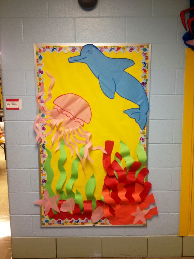 Classroom Ideas For Under The Sea ~ Best images about door decorations on pinterest