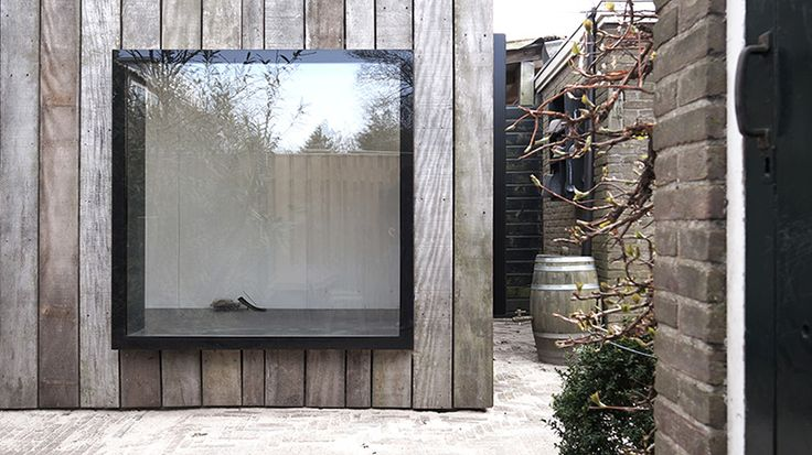 Garden House;  bungalow #architecture  Aannemersbedrijf Treep / Projecten