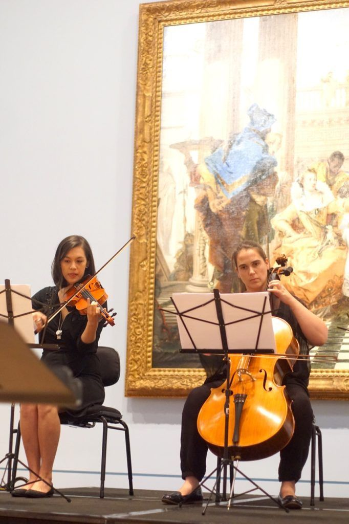 HOT: MSO Jams for Juniors, National Gallery of Victoria, 180 St Kilda Rd, Melbourne http://tothotornot.com/2017/02/mso-jams-for-juniors/