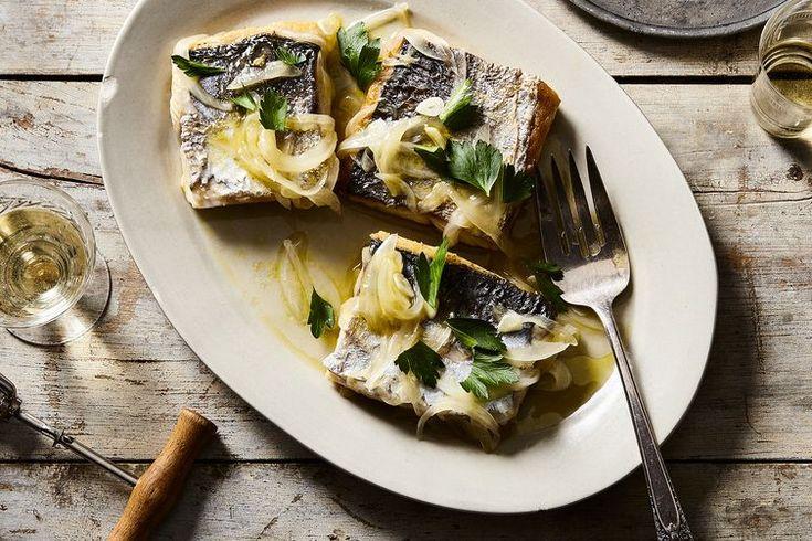 Fish Escabeche recipe on Food52