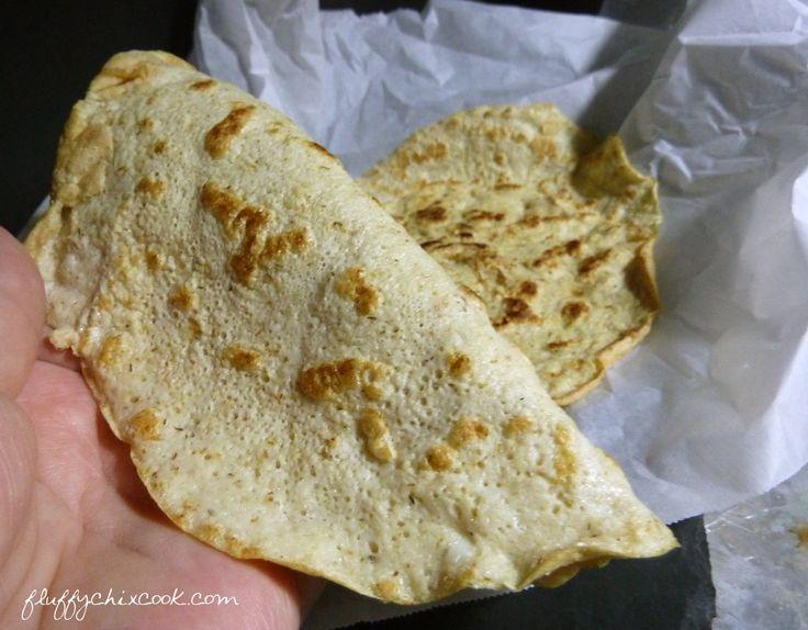 Basic Psylli Wraps – Low Carb   Gluten Free   Fluffy Chix Cook