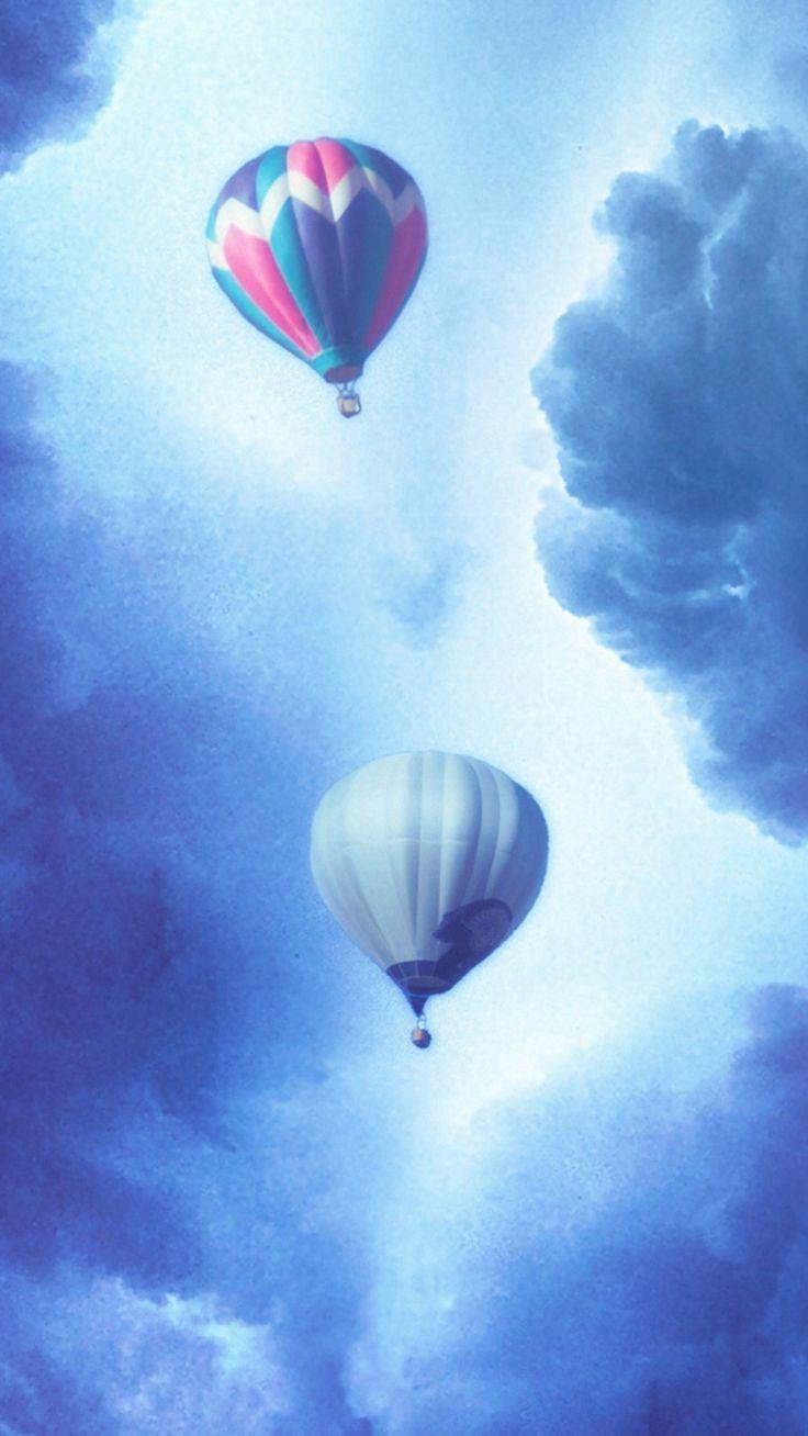 Dream Whispering hot air balloon iPhone 6 plus