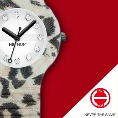 #HipHopWatches #Animalier