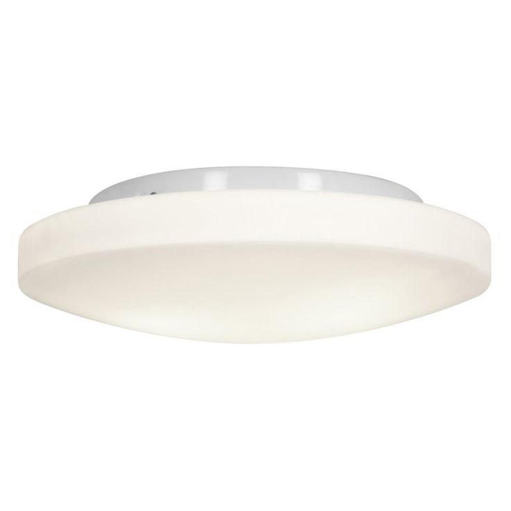 Access Lighting Orion C50161WHOPLEN1218BQ Flush Mount - C50161WHOPLEN1218BQ