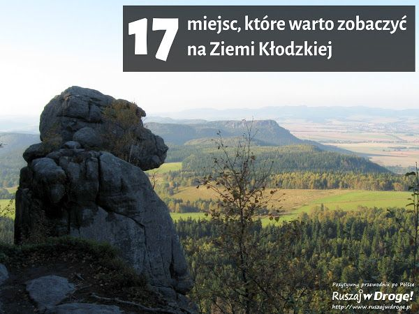 Przewodnik po Ziemi Kłodzkiej! #Poland