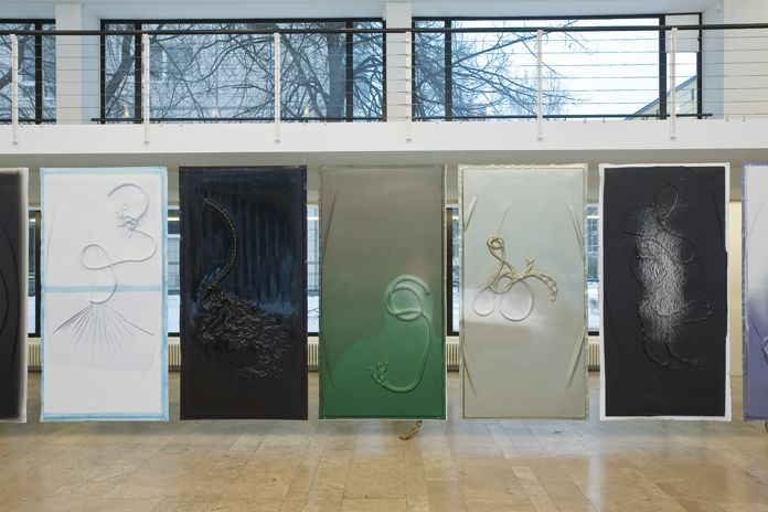 Capitain Petzel, Berlin, Installation View, 2010