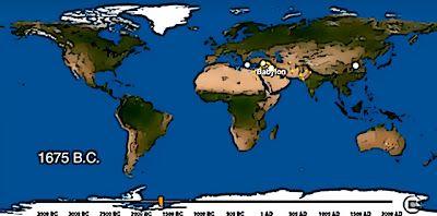 A formação das cidades nos últimos 6000 anos em mapa animado  Um vídeo traça o número espantoso de cidades que se formaram de 3700 aC até 2000 dC.  Max Galka do Metrocosm criou um mapa interativo fascinante que geolocaliza as cidades que se formaram ao longo do tempo nos últimos 6.000 anos. Dessa forma fica evidente o porquê das américas serem chamados de novo mundo. Em 2030 espera-se que 75% da população mundial esteja vivendo em cidades. Hoje esse número já é cerca de 54%. Em 1960 apenas…