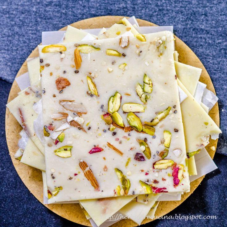 Herbivore Cucina: Bombay Ice Halva