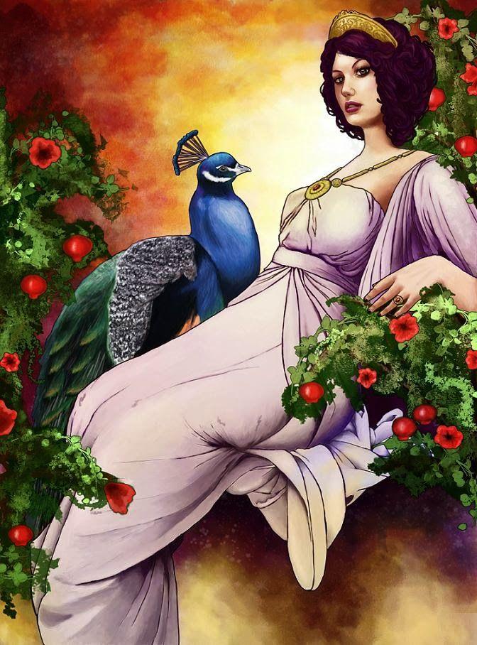 Hera - Diosa griega del matrimonio