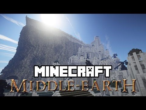Return of the Kings (Of Minecraft): A #Minecraft Middle Earth Special - YouTube