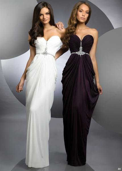 Модное платье на выпускной бал
