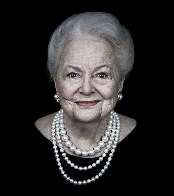 All the best for 2015 Miss Olivia De Havilland, love all the movies you have starred in. (Great Actress)