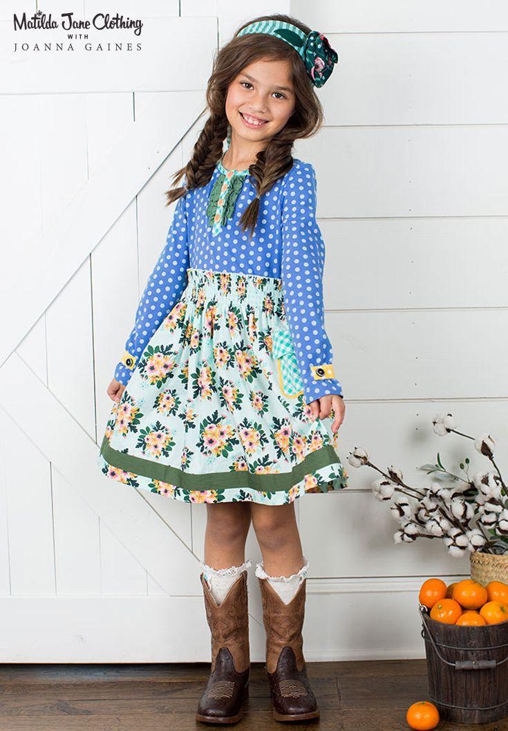 Matilda Jane with Joanna Gaines: Family Heirloom Dress