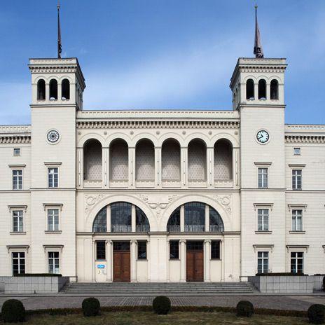 Das Bild zeigt: Hamburger Bahnhof - Museum für Gegenwart - Berlin