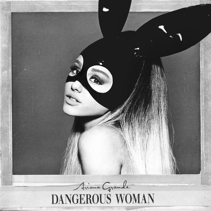"""Álbum """"Dangerous Woman"""" da Ariana Grande saiu!"""