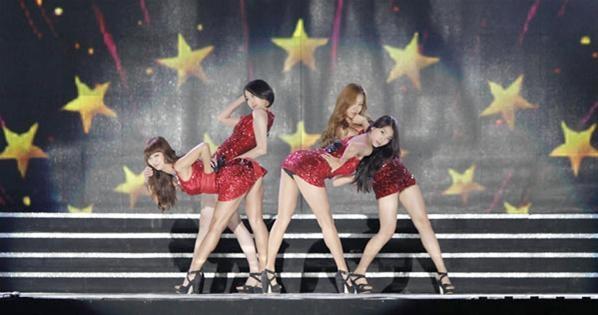 Grup K-Pop Wanita Terseksi