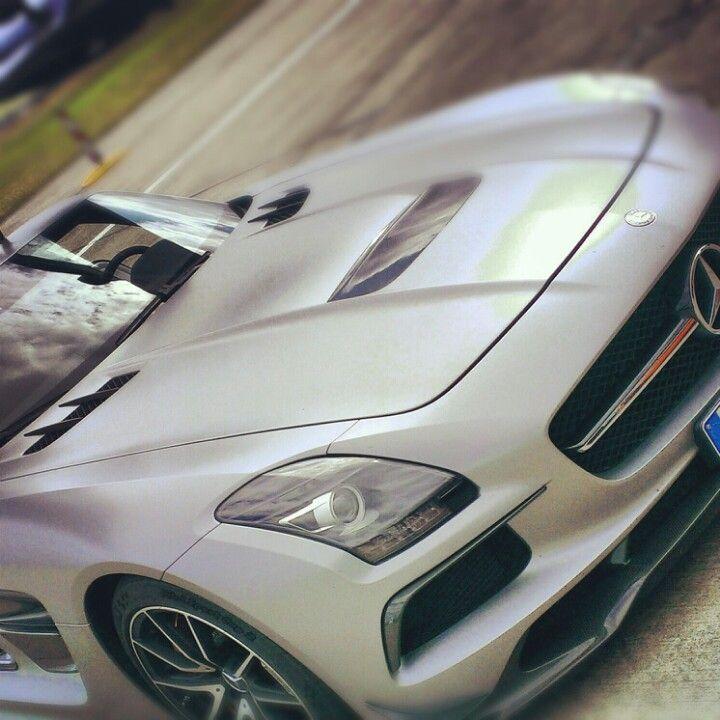#Mercedes #SLS #AMG  #Blackseries #beauty and #beast