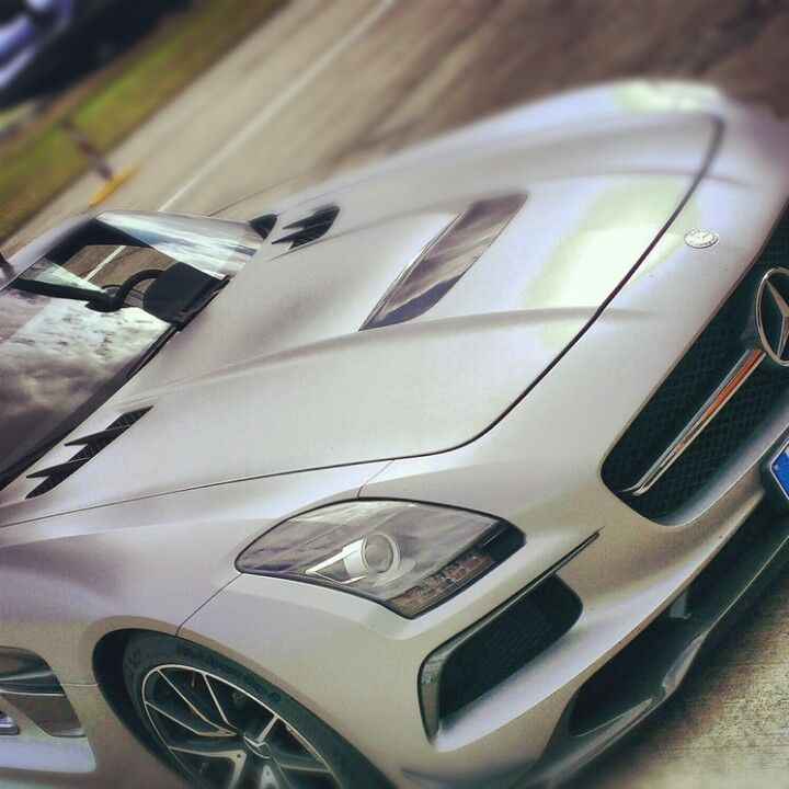 #Mercedes #SLS #AMG  #Blackseries #beauty and #beast
