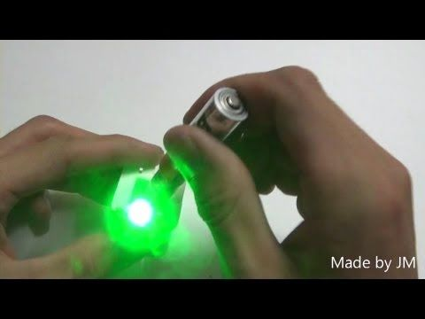 Electromagnetic induction experiment - YouTube