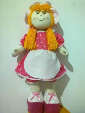 boneca margarida