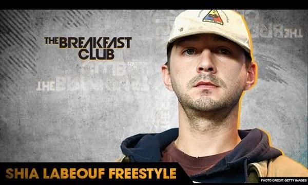 Shia Labeouf Breakfast Club Freestyle: Disses Lil Yachty, Drake, Peter Rosenberg, Vin Diesel & More (Audio) After flexing his freestyle skills previously on Sway in the Morning, Shia Labeouf, slides Power 105.1 radio personality Charlamagne Tha God a new one. This time he takes shots at Hot 97's Peter Rosenberg, Vin Diesel, Drake, Lil Yachty …