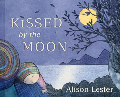 KISSED BY THE MOON