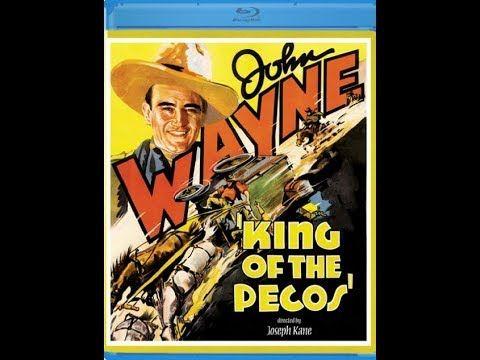 O Rei do Rio Pecos (1936), faroeste clássico com John Wayne, filme compl...