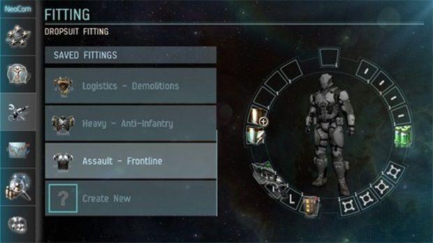 Dust 514 advancement and customisation