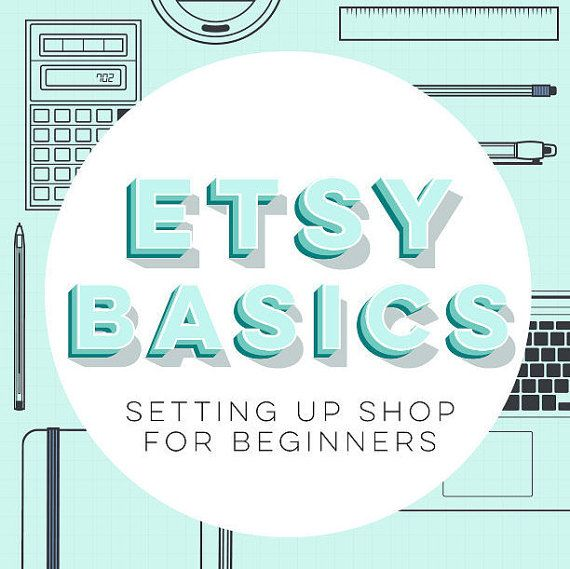 Thinking about opening an Etsy shop? This book is for you if youve never opened a shop before and need a linear set of instructions to guide you through