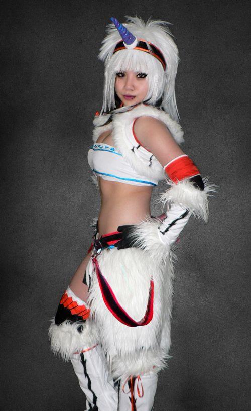 Kirin Armor Monster Hunter Cosplay