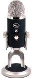Blue Microphones Yeti Pro USB Condenser Microphone, Multipattern