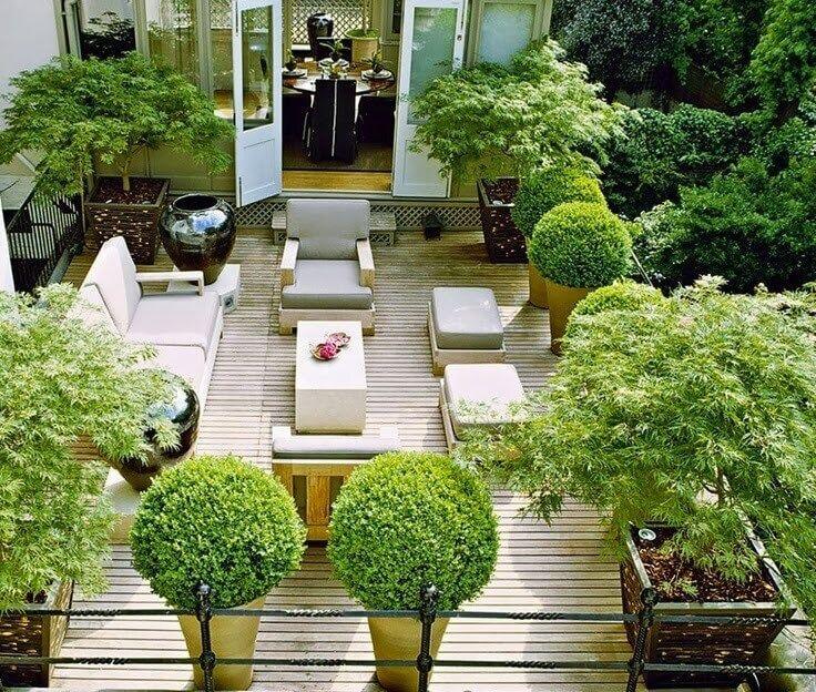 Flat Roof Design Rooftop Garden Pvc Roof Is Best Roof Garden Design Rooftop Garden Terrace Garden