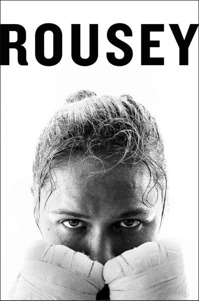 """""""My Fight/Your Fight"""" by Ronday Rousey with Maria Burns Ortiz ... The undefeated UFC champion and Hollywood star charts her difficult journey to fame, revealing her tragic childhood, her secrets behind her achievements and her experiences as pioneering woman athlete.  Find this book here @ your Library http://lilink.org/record=b13865293~S0"""