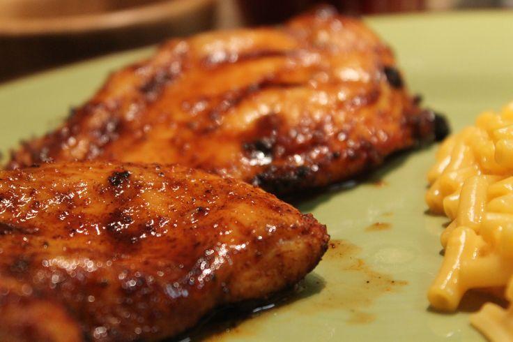 Spicy Honey Chicken | Dinner? | Pinterest