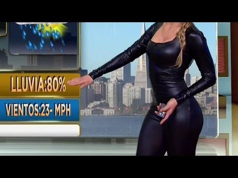 Ximena Cordoba - Big Phat Booty,Juicy Thighs In Catsuit 12 ...