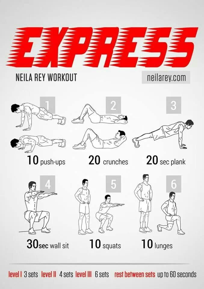 Express neila rey workout flat belly pre-marathon training for run or dye.