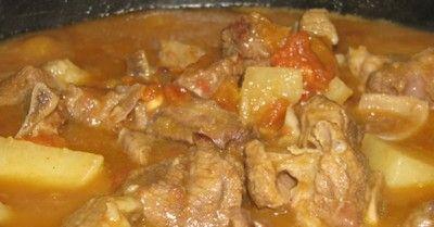 Tomato Bredie (Stew) Recipe