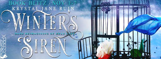 Sinfonia dos Livros: Book Blitz | Winter's Siren | Krystal Jane Ruin | ...