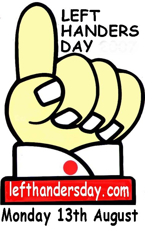 left handers day | Happy Left-Handed Day! Who Are Some Famous Left-Handed People ...