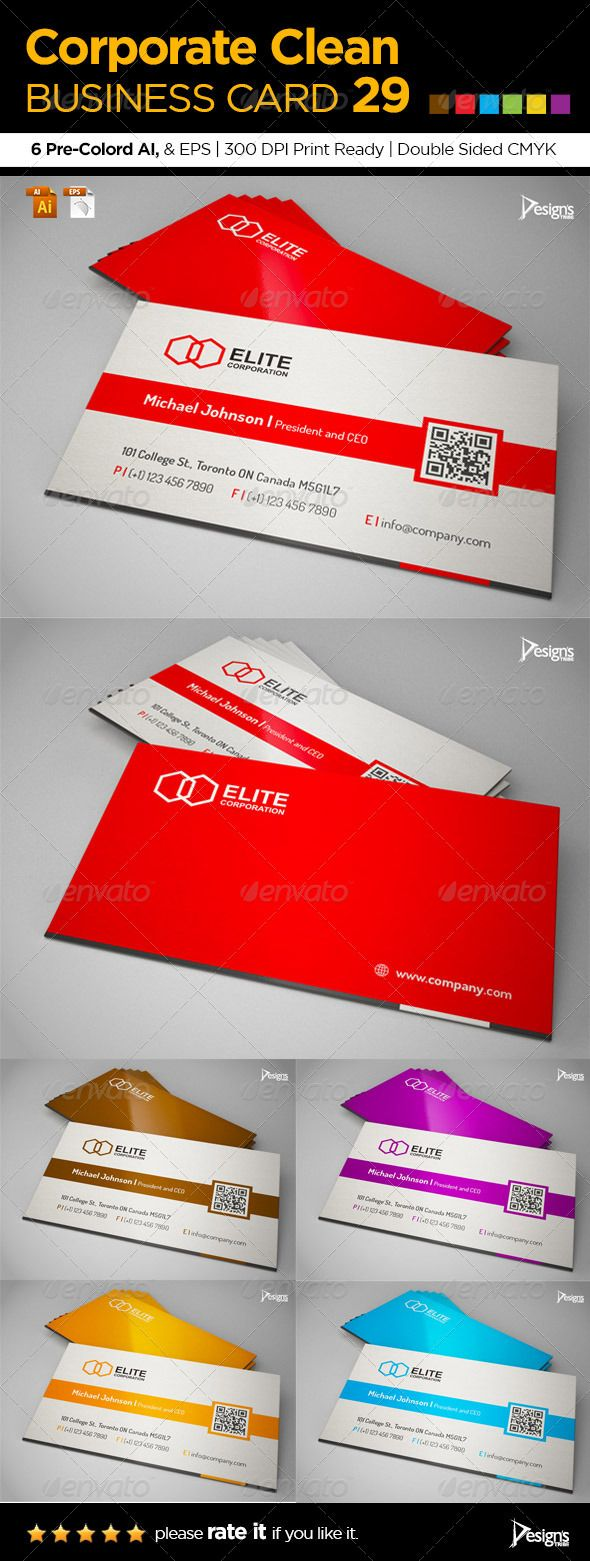 Best 12 Business Cards ideas on Pinterest | Business card design ...