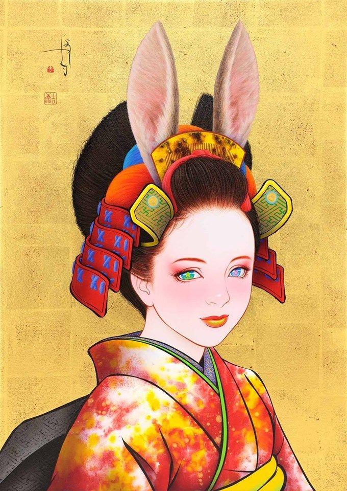 ARTIST: Tamura Yoshiyasu 田村吉康 (Japan) …
