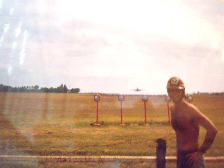 Bali Airport 1986