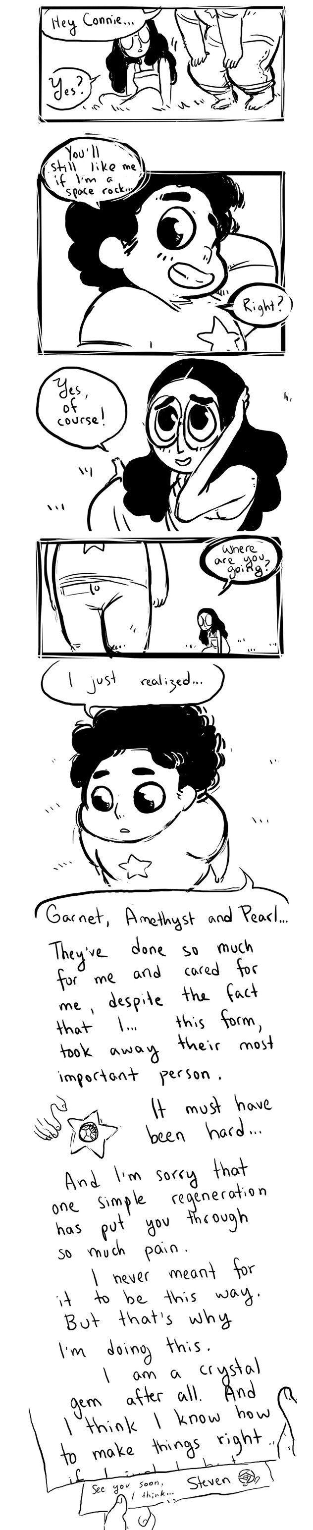 Steven Universe feels.