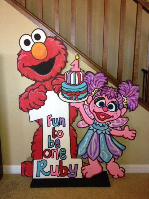What are some of the longest running Sesame Street characters?