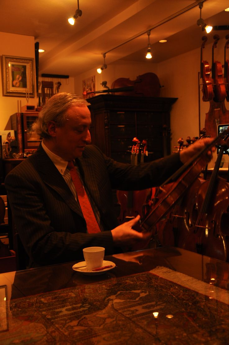 Luca Ciuffolettiさん