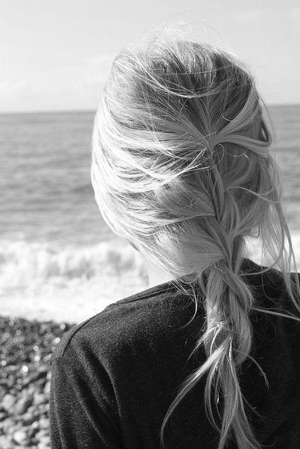 loose braid: Beaches Hair, French Braids, Hair Colors, Summer Hair, Long Hair, Messy Braids, Loo Braids, Hair Style, Beaches Braids